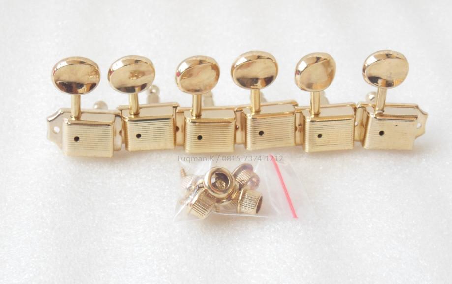 Dryer Oval Vintage Style 6 In Line Gold Berkualitas & telah melalui proses pelapisan yang mencegahnya dari karatan, sehingga dryer dapat lebih tahan lama.