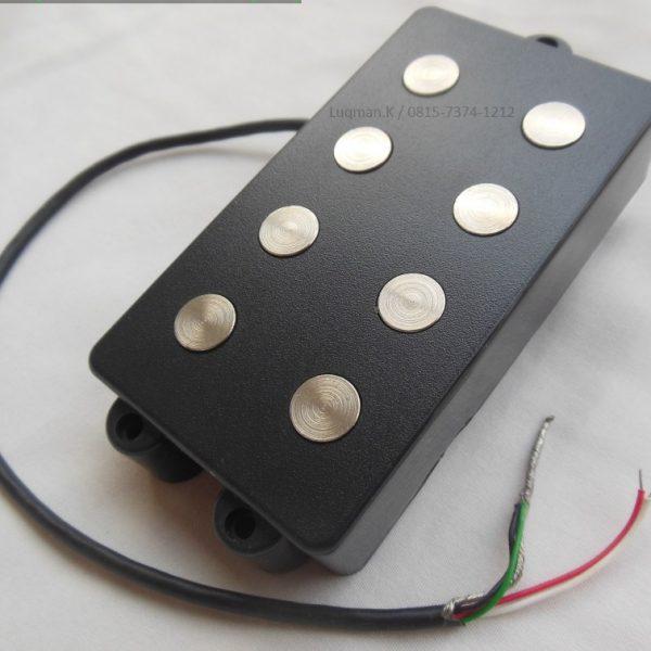 Pickup Bass Jinwoo Musicman 4 Strings 100% barang impor berkualitas dari material terbaik sehingga mampu menghasilkan kualitas suara yang bersih.