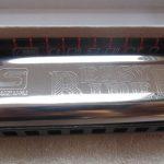 Harmonica Diatonic Suzuki Easy Rider dapat menghasilkan nada yang jelas & akurat karena melaluiproses tuning dengan teknologi laser yang berpresisi tinggi.